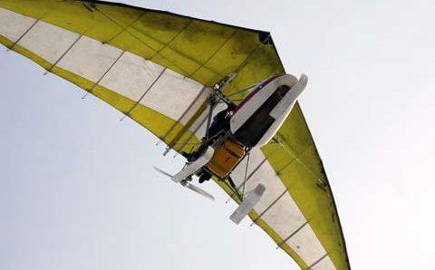 Для того чтобы научиться летать надельтаплане, достаточно пары недель подготовки. ФотоЕвгения Козырева