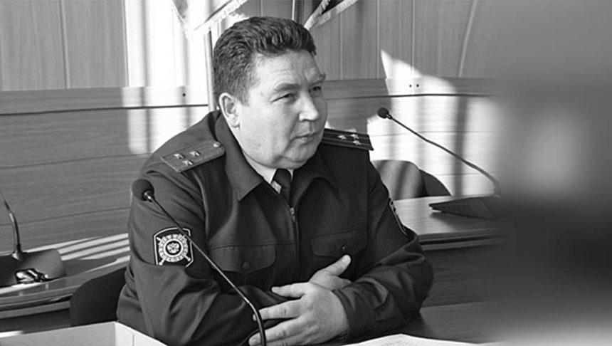 Геннадий Лобанов, руководитель Центра лицензионно-разрешительной работы ГУ МВД России по Иркутской области