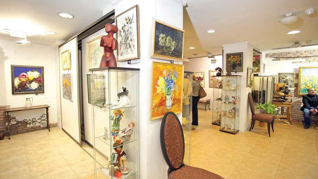 Частное дело художественных галерей Иркутска