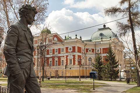 Главный театр Приангарья