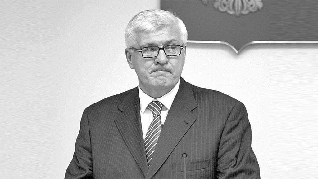 Секретарь иркутского реготделения «Единой России» Сергей Брилка