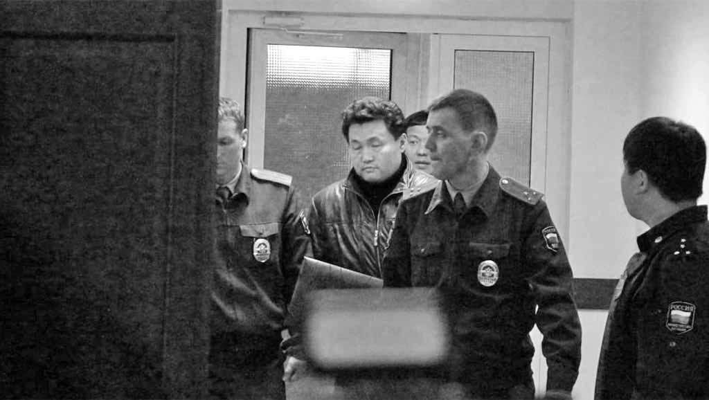 Экс-министр сельского хозяйства Республики Бурятия Александр Манзанов