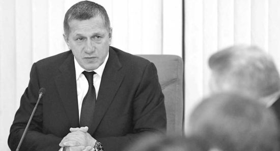 Полпред президента в ДФО Юрий Трутнев
