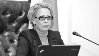 Якутский премьер Галина Данчикова
