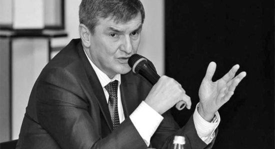 Депутат заксобрания Иркутской области Александр Битаров