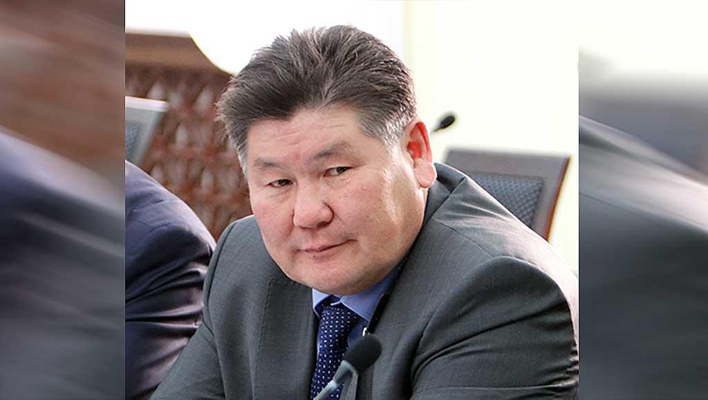 Депутат Народного хурала Бурятии Ханхай Монголов