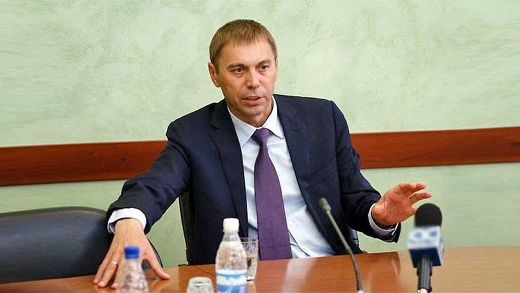 Мэр Иркутска Виктор Кондрашов