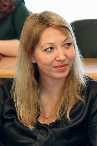 Генеральный директор ООО «Гранд-Строй» Екатерина Прядко.