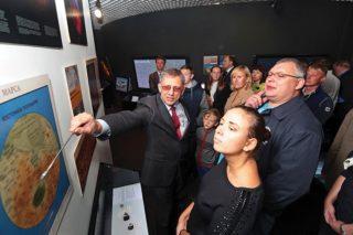 Иркутск, по оценке серьезных профильных специалистов, входит в тройку городов по количеству астро-космических исследований. Фото Алексея Головщикова