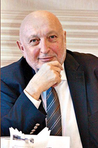 Журналист, ведущий Экспертного совета Игорь Альтер