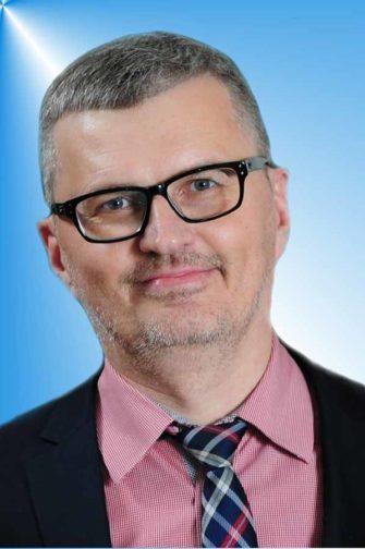 Заместитель директора филиала, директор по работе с массовым сегментом Иркутского филиала «Ростелеком» Александр Теленкевич