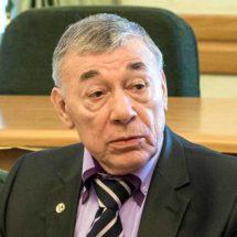 Член-корреспондент РАН Виктор Рукавишников