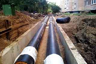 Как говорят представители «Водоканала» и администрации Иркутского района, работа по решению проблемы с водоотведением идет.