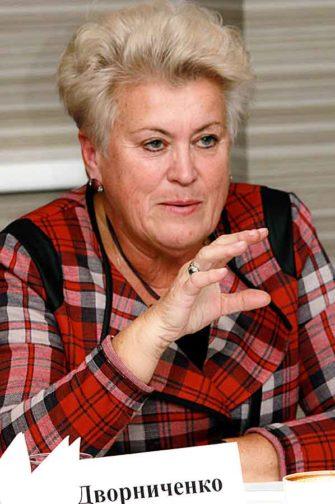 Доктор медицинских наук, профессор, главный врач Иркутского областного онкологического диспансера Виктория Владимировна Дворниченко