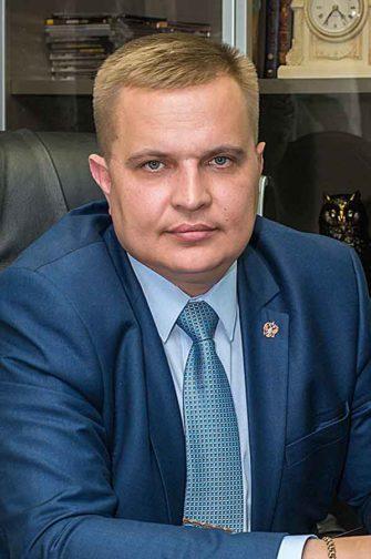 Руководитель Федерального департамента юридической помощи Максим Михайлович Назин