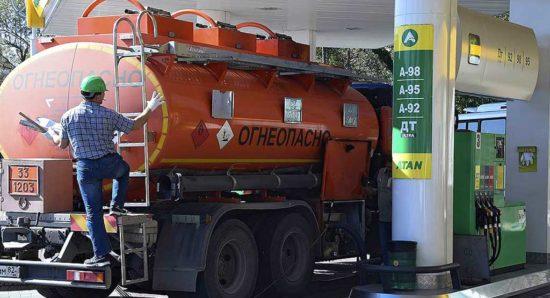 Бензин разыгрывают как по льготам