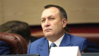 Председатель комитета по собственности и экономической политике Николай Труфанов. Фото Евгения Козырева