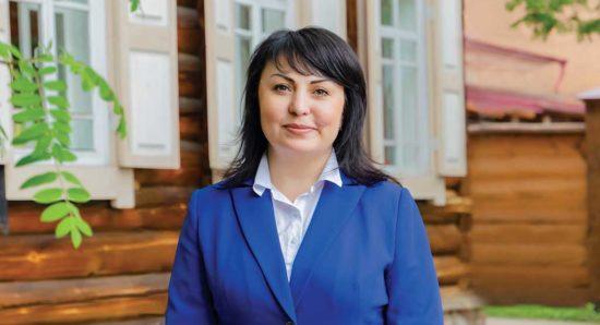 Людмила Герда, директор Иркутского областного Дома народного творчества: