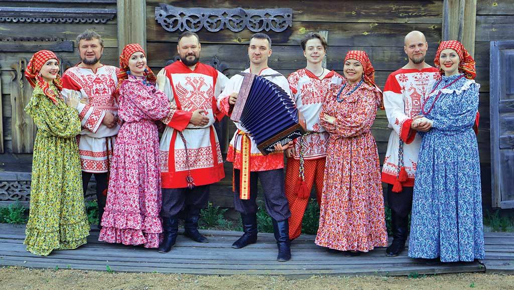 Народный фольклорный ансамбль «Оберег»