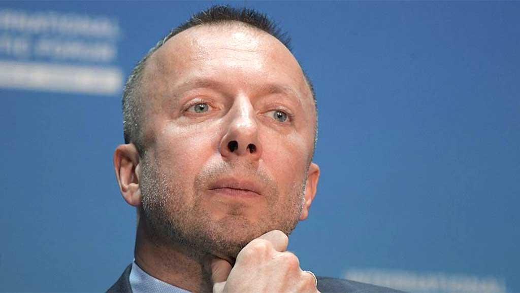 Глава группы «Сибирский антрацит» Дмитрий Босов
