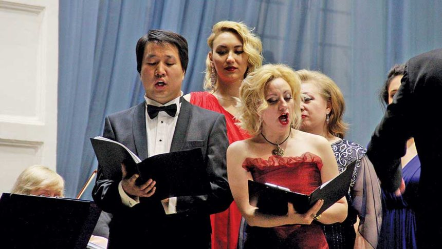 Фестиваль оперной музыки «Дыхание Байкала»