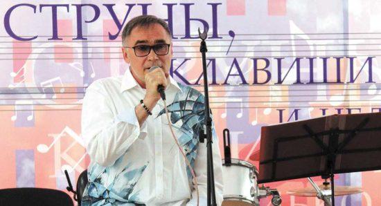 Сергей Ступин — об «иркутскости», музыке и патриотизме