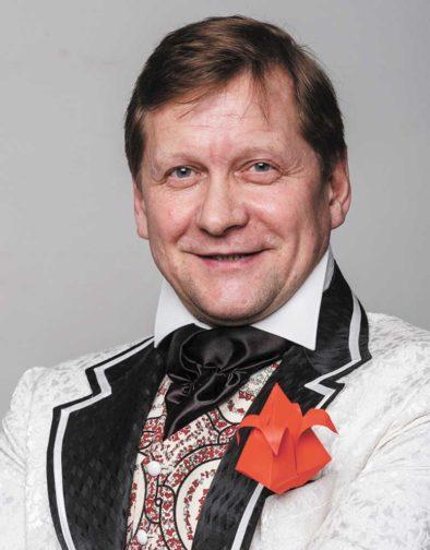 Станислав Мальцев, главный режиссер Иркутского драматического театра им. Н.П. Охлопкова