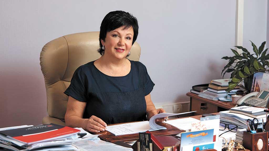 Директор Иркутского музыкального театра Татьяна Мезенцева