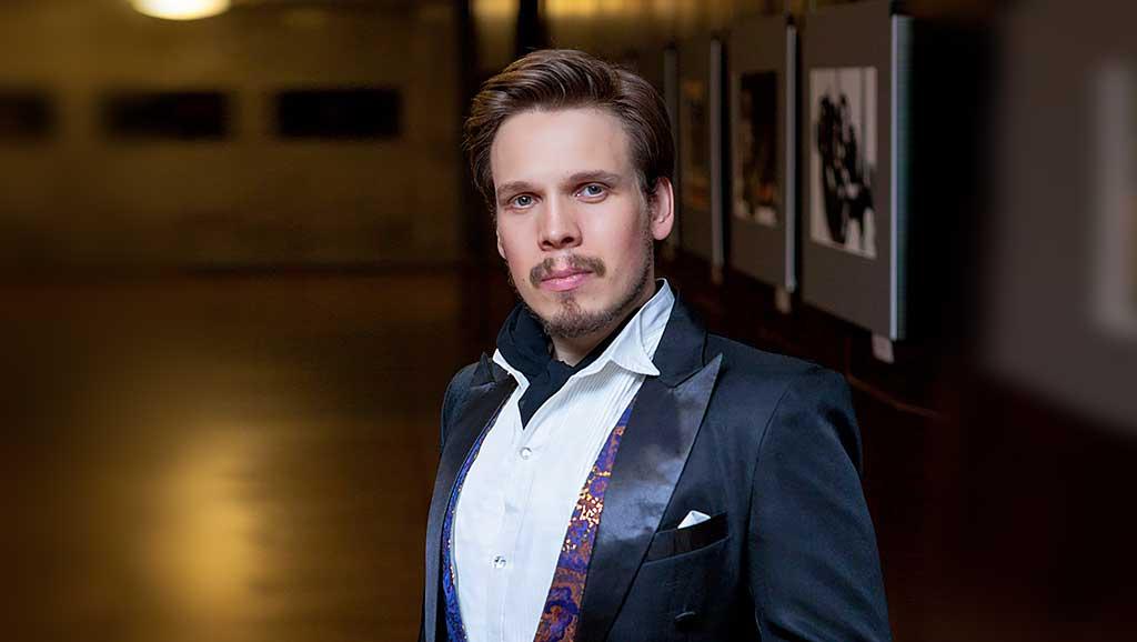 Андрей Данилов-младший