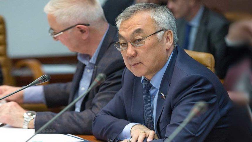 Сенатор Баир Жамсуев