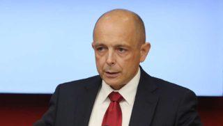 Председатель ЗС Иркутской области Сергей Сокол