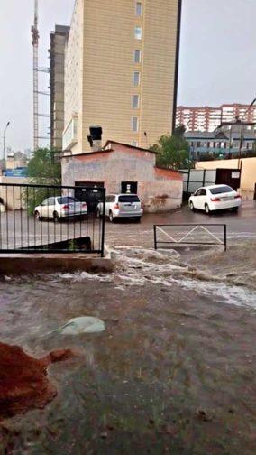 Коммунальная авария, Улан-Удэ