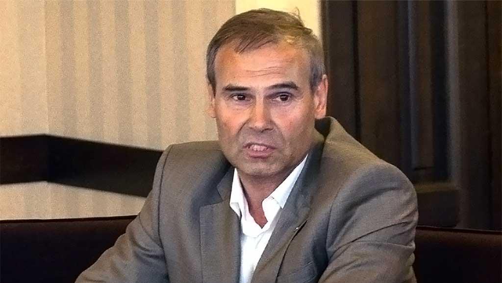Директор ООО «Строительная компания «Высота» Николай Цырятьев