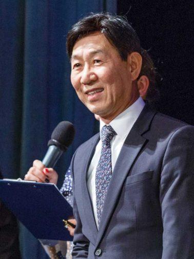 Генеральный консул Кореи Ом Ки Ен