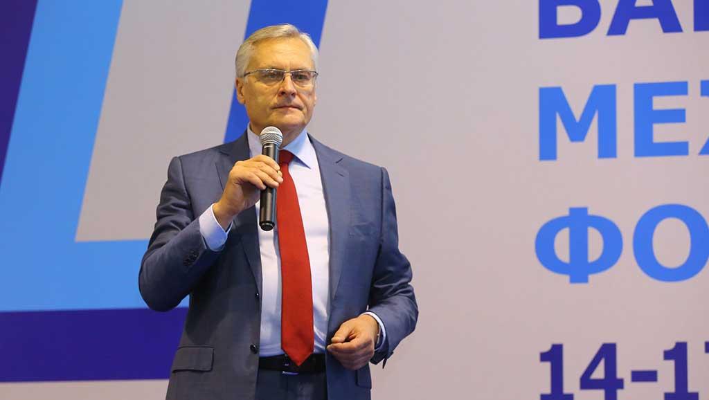 Президент ТПП ВС Алексей Соболь