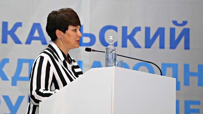 Генеральный директор Агентства инвестиционного развития Иркутской области Яна Шевченко