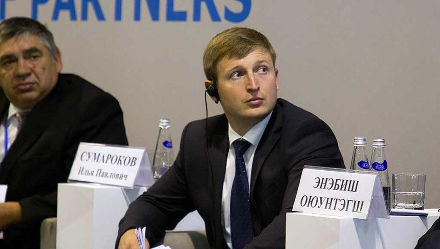 Министр сельского хозяйства Илья Сумароков