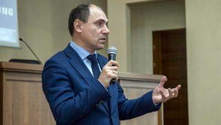 Заместитель министра экономического развития Иркутской области Владимир Гордеев