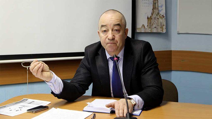 Борис Балыбердин