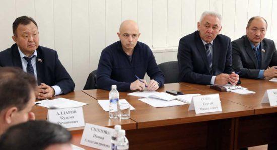 «В областном бюджете необходимо предусмотреть средства на новое строительство соцобъектов»