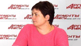 Наталья Кривошеева