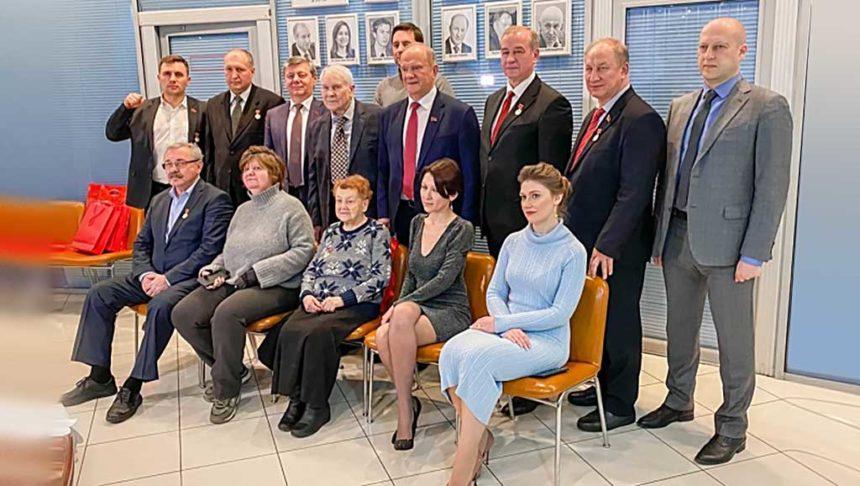 Сергею Левченко вручена премия «Слово к народу»