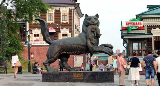 Бабр — в лидерах России