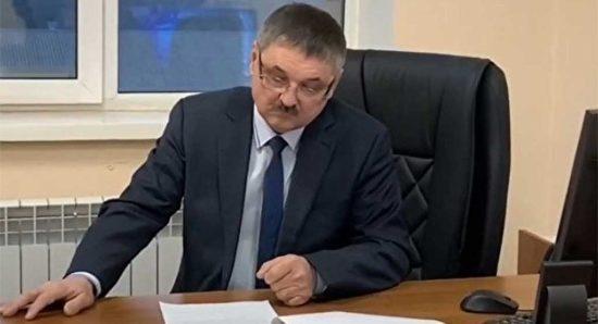 Первый заместитель министра жилищно-коммунального хозяйства, энергетики, цифровизации и связи Забайкальского края Олег Кузнецов