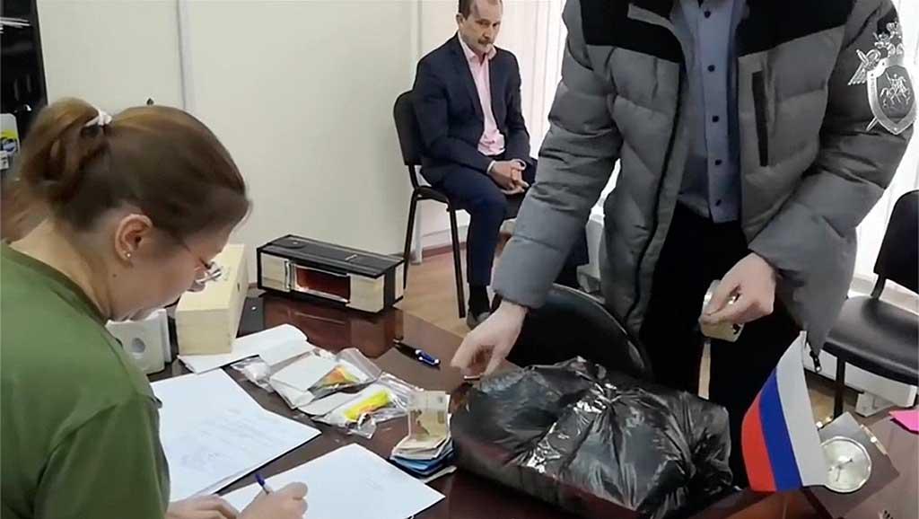 Замруководителя управления Россельхознадзора Владимир Журавлев