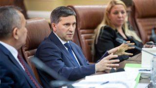 Министр природных ресурсов РФ Дмитрий Кобылкин
