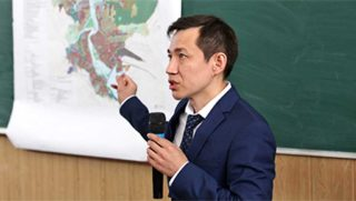 Главный архитектор Иркутска Сергей Александров