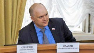 Депутат Думы Иркутска Александр Квасов
