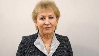 Министр здравоохранения Иркутской области Наталия Ледяева.