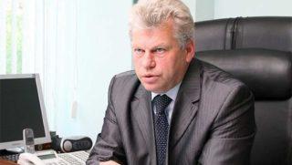 Глава минсоцразвития, опеки и попечительства Иркутской области Владимир Родионов